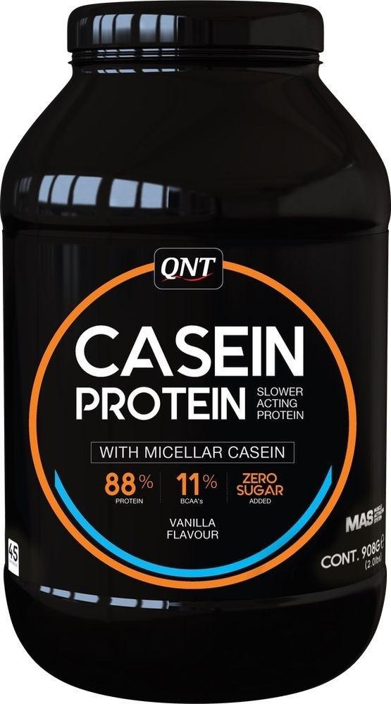 Протеин QNT Casein Protein 908 г Vanilla фото