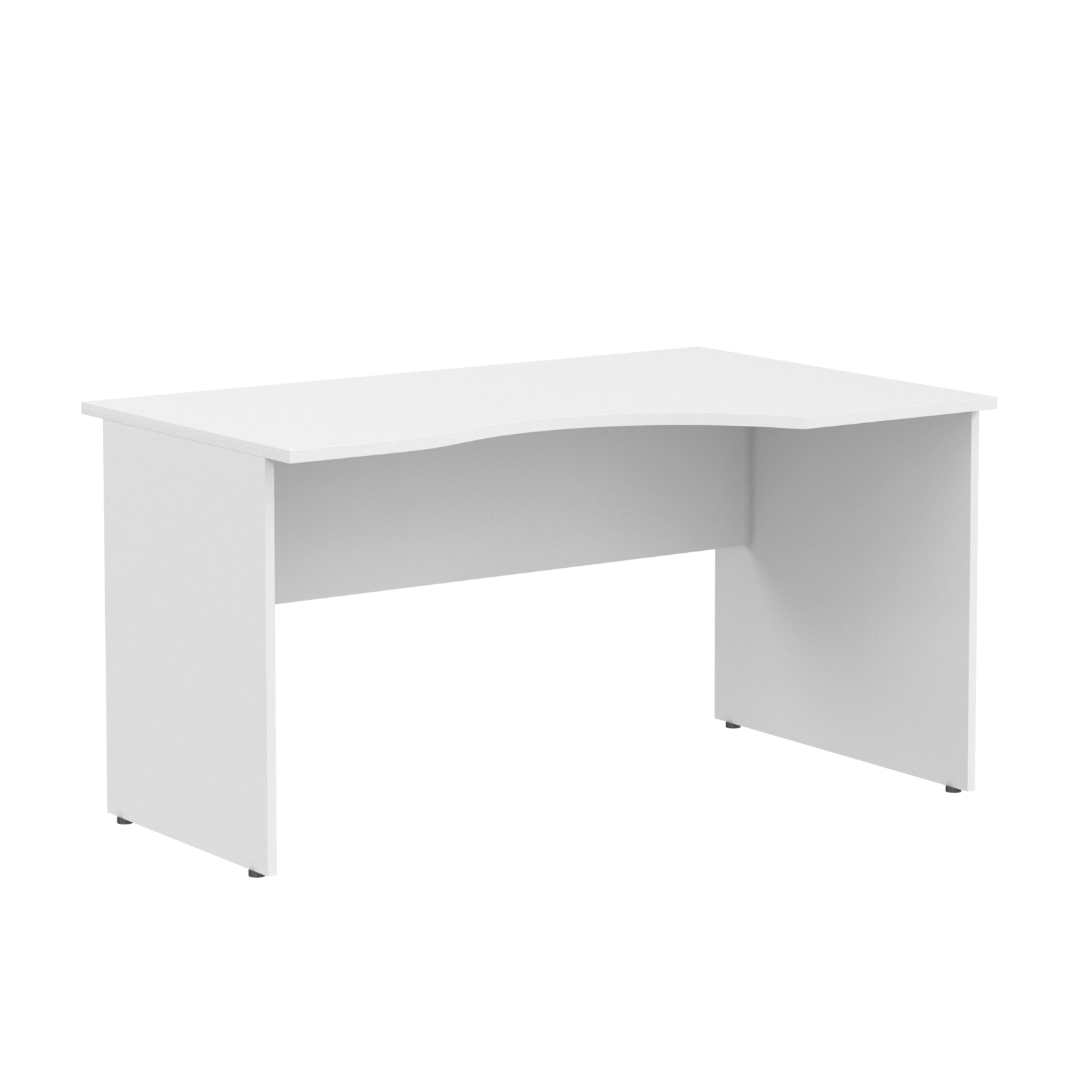 Компьютерный стол SKYLAND белый фото