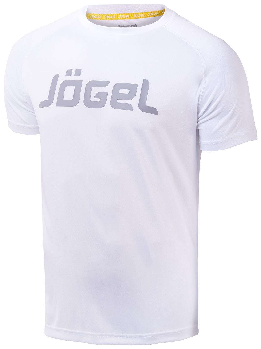 Купить JTT-1041, ФутболкаJOGEL TT-1041-018 белый YM,