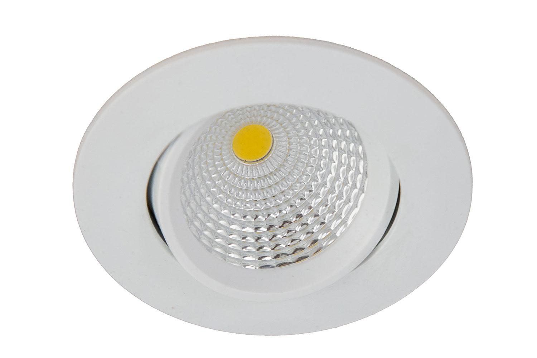 Citilux CLD0057W Каппа Св-к Встр. LED 7W*3000K встраиваемый светильник фото
