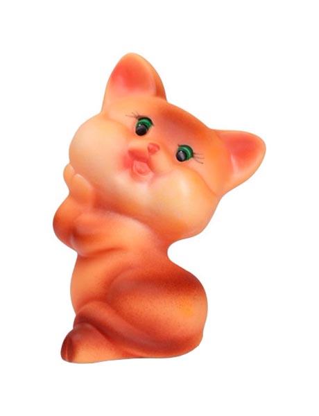 Купить Игрушка для купания Огонек Кошка Матрешка ОГ536, Игрушки для купания малыша