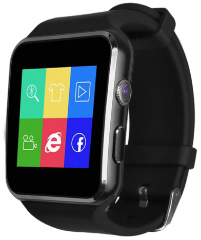 Часы CARCAM Smart Watch X6 Black