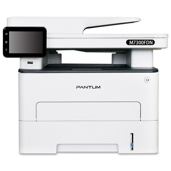 Лазерное МФУ Pantum M7300FDN