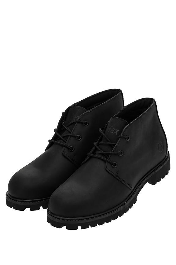 Ботинки мужские черные AFFEX 127-TBT-BLK-M