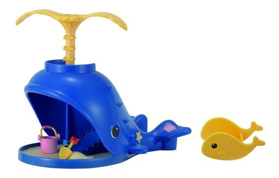 Купить Игровой набор sylvanian families детская площадка весёлый кашалот, Игровые наборы