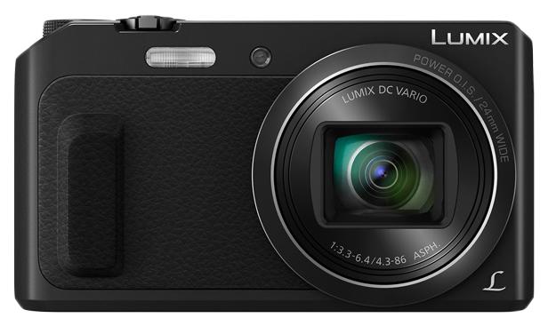 Фотоаппарат цифровой компактный Panasonic Lumix DMC TZ57