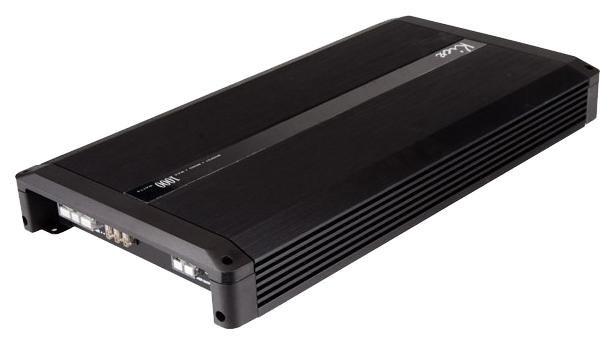 Усилитель 1 канальный KICX 2061006