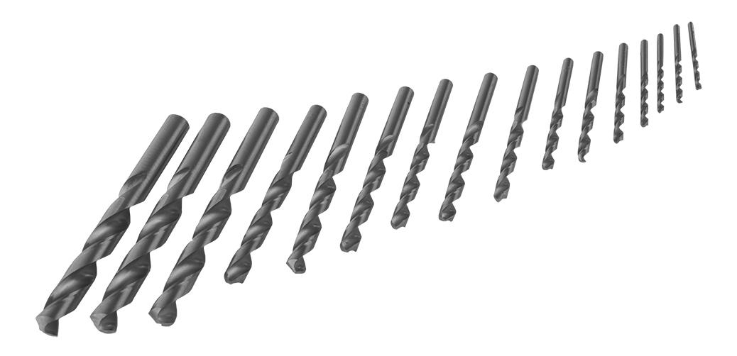 Набор сверл по металлу для дрелей, шуруповертов Sturm! 1055-01-SS3 фото