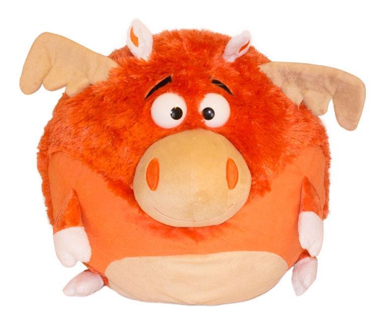 Мягкая игрушка Gulliver Лось Авось 30 см