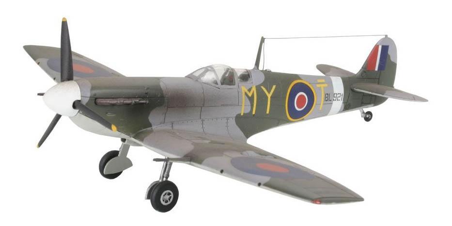 Набор «военный самолет spitfire mk v b»