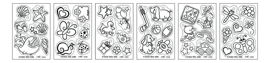 Набор для создания украшений Color Puppy Арт-выпечка Брелоки 95240 фото