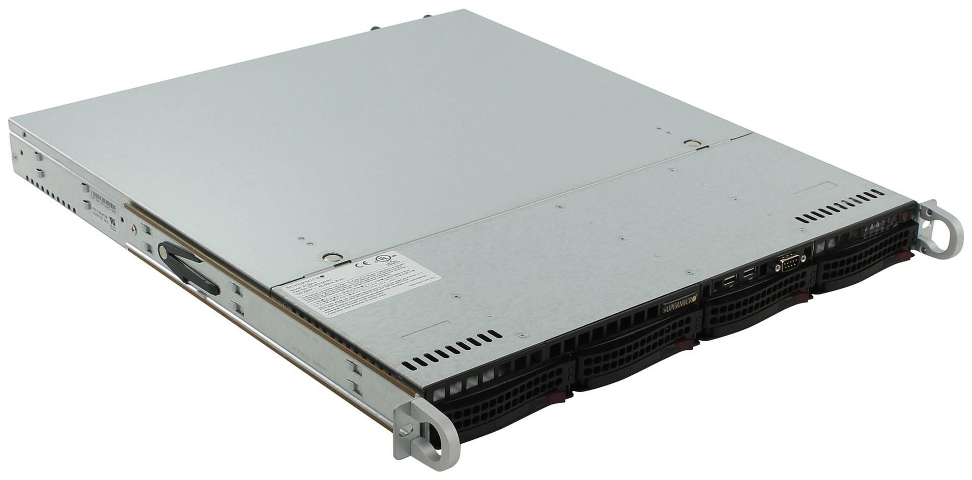 Серверная платформа Supermicro SYS 5018D MTRF