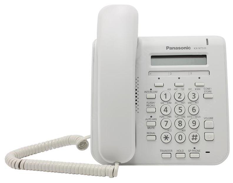 PANASONIC KX-NT511PRUW