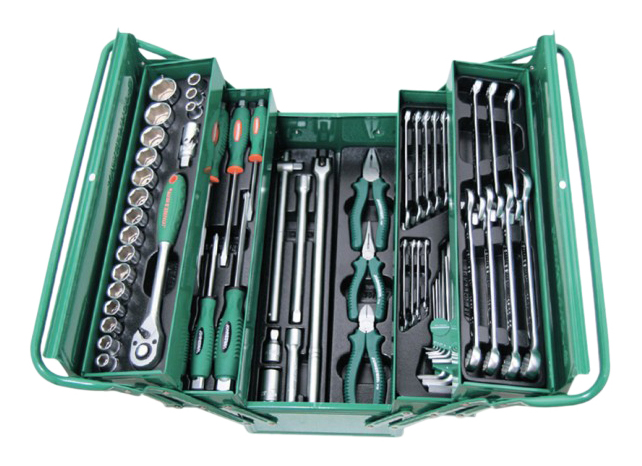 Набор инструментов для автомобиля JONNESWAY C-3DH262