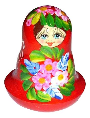 """Неваляшка Бэмби """"Девочка"""" Р-45/758"""