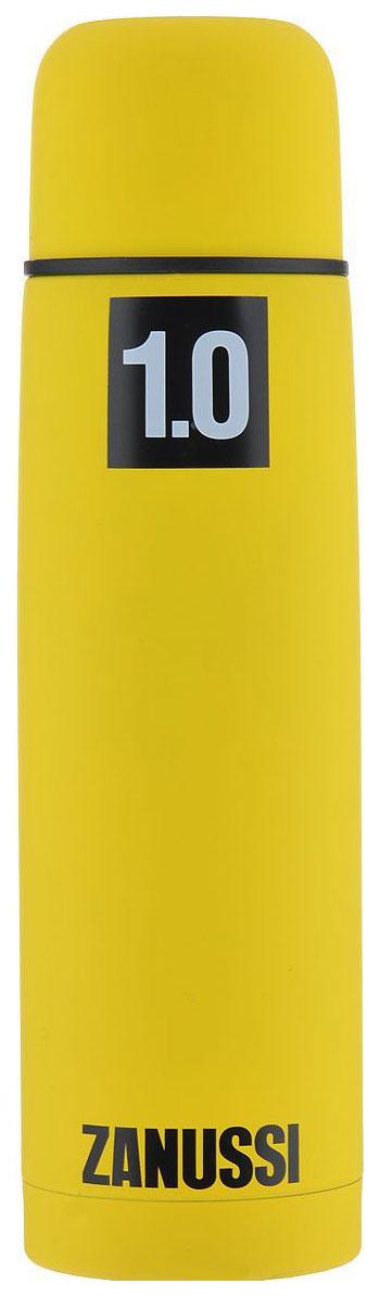Термос Zanussi Cervinia 1 л желтый