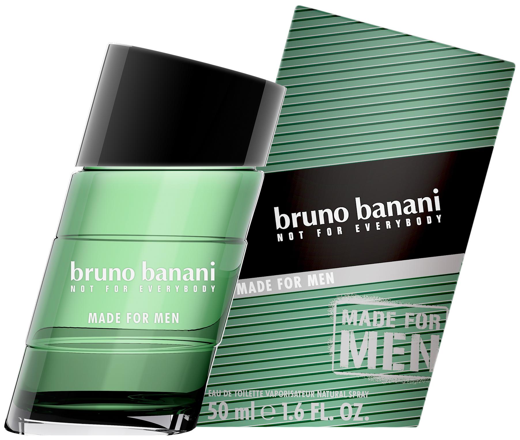 Туалетная вода Bruno Banani Made for
