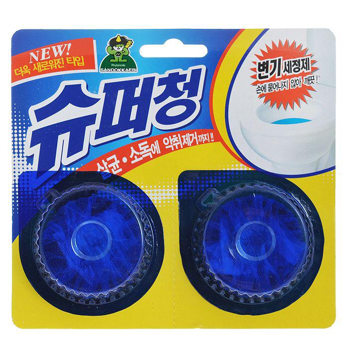 Чистящее средство для унитаза Sandokkaebi super chang