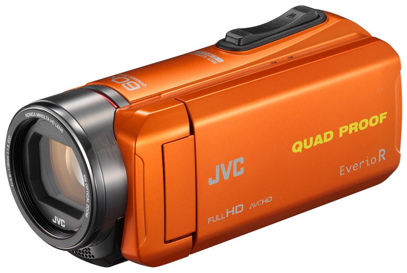 Видеокамера HD JVC GZ R435DEU