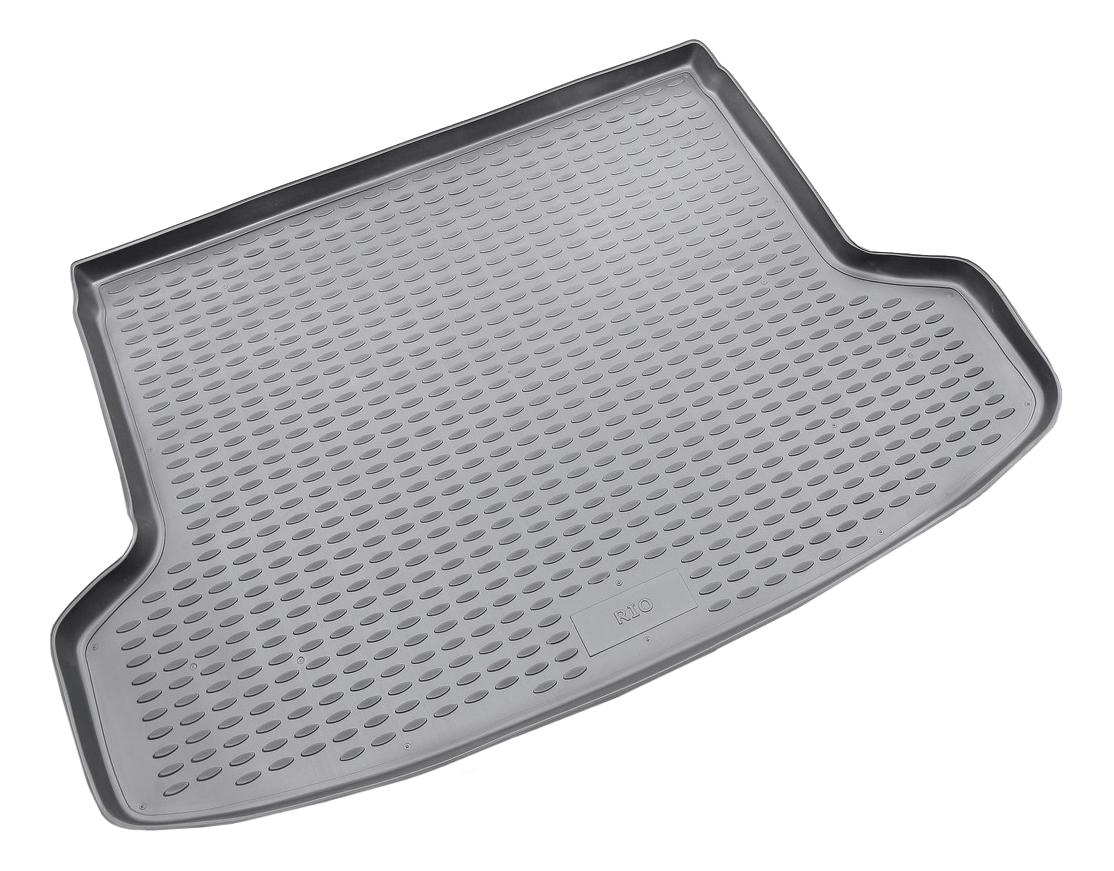 Коврик в багажник автомобиля для KIA Autofamily (NLC.25.02.B10)