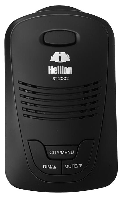 Радар-детектор Hellion HDR-ST 2002 со встроенным GPS модулем HDR-ST2002