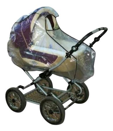 Дождевик на детскую коляску Спортбэби Дождевик