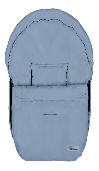 Конверт-трансформер для детской коляски Altabebe AL2610 Microfibre Light Blue