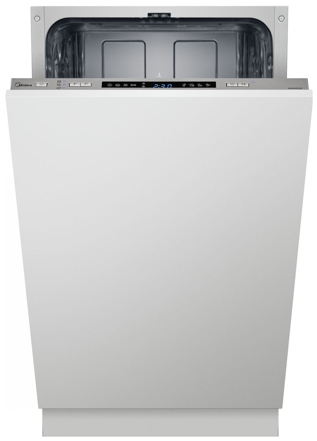 Встраиваемая посудомоечная машина 45 см Midea MID45S320
