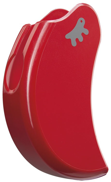 Сменная крышка корпуса FERPLAST к рулетке Amigo Small, красная
