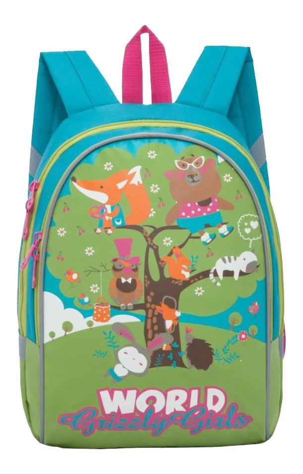 Рюкзак детский Grizzly RS 897 3 детский