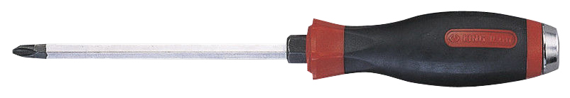 Крестовая отвертка KING TONY Phillips №2 100 мм силовая 14610204