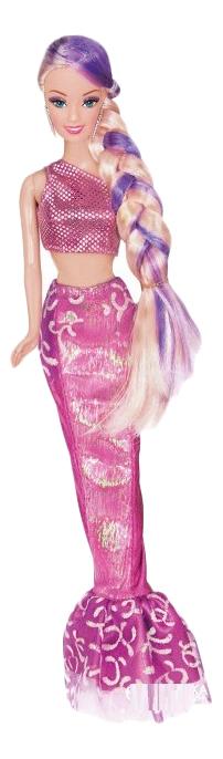 Купить Кукла ToysLab Entertainment Ася волшебная русалочка с фиолетовым платьем, Toys Lab, Классические куклы