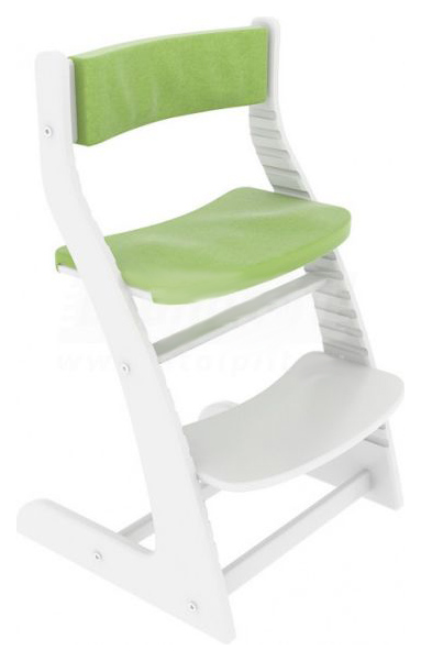 Мягкое основание для стула Бельмарко Усура зеленое
