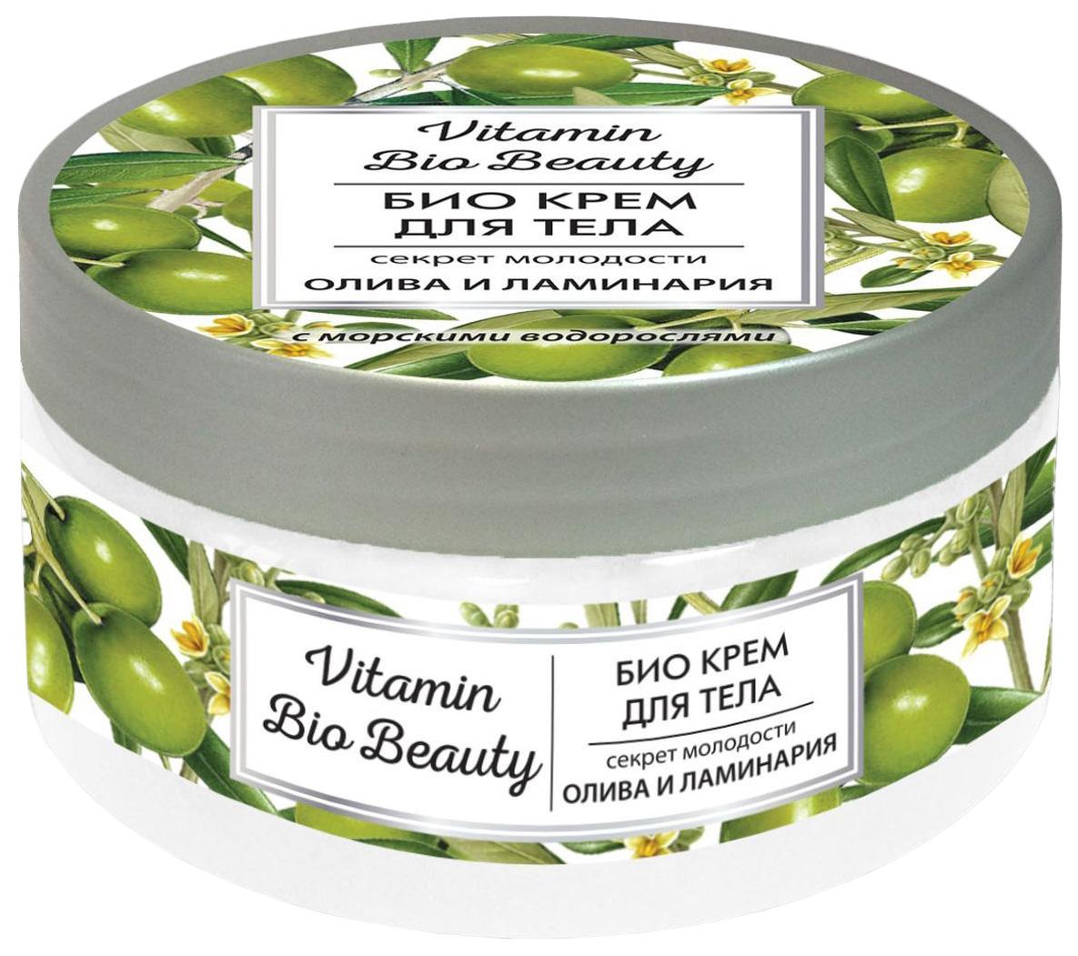 Крем для тела Vitamin Bio Beauty Олива и ламинария 250 мл