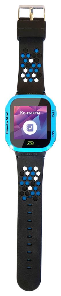 Детские смарт-часы Кнопка Жизни Aimoto Start Blue/Blue