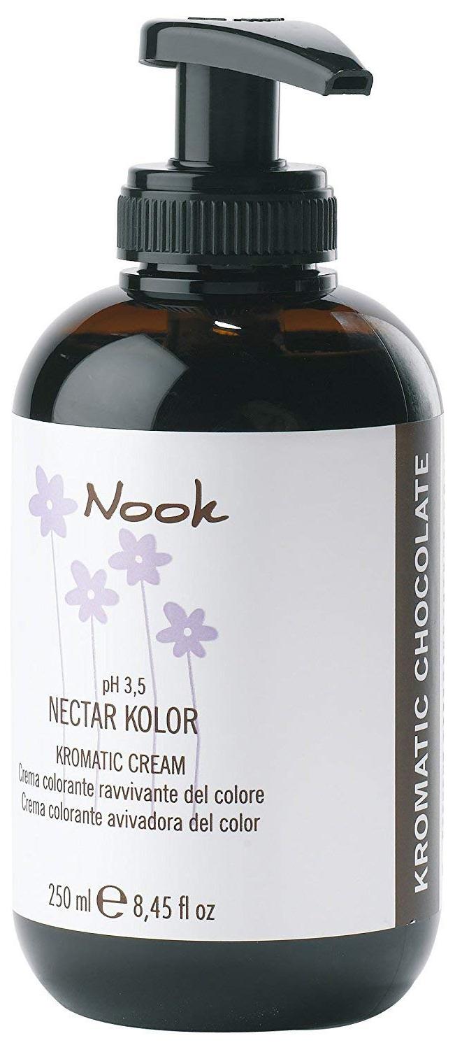 Кондиционер для волос Nook Nectar Kolor Kromatic Cream Chocolate 250 мл