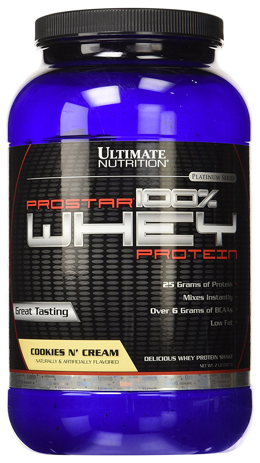 Протеин Ultimate Nutrition Prostar Whey Protein