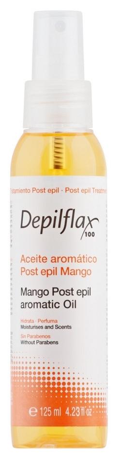 Масло после депиляции Depilflax 100 Манго
