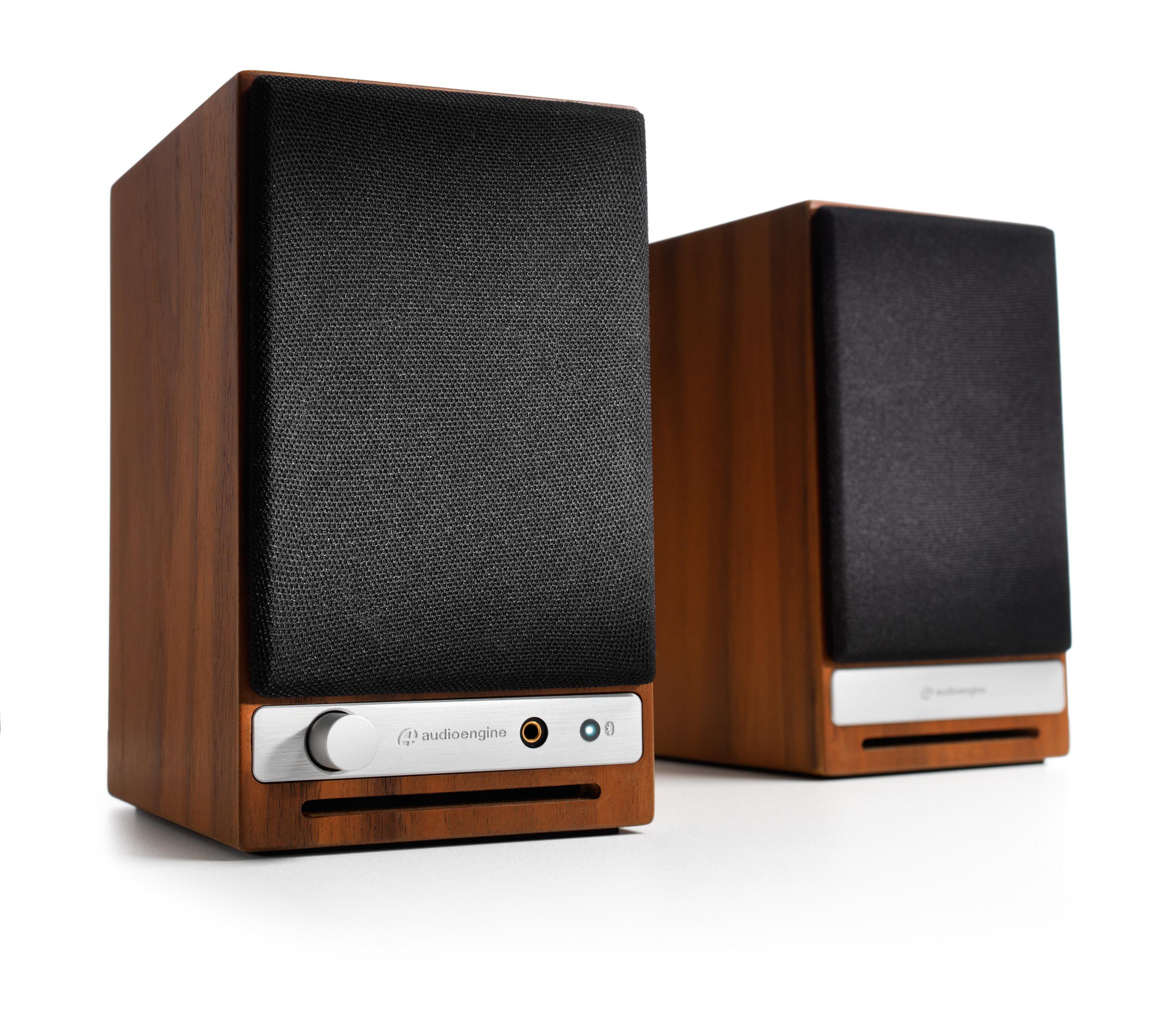 Audioengine HD3 Walnut Активная беспроводная акустическая система