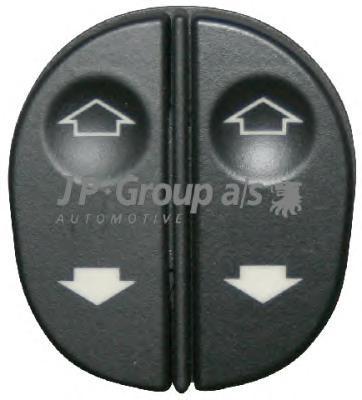 Кнопка стеклоподъемника JP Group 1596700270