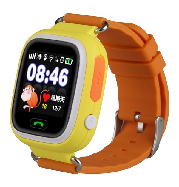 Детские смарт часы Smart Baby Watch GW100