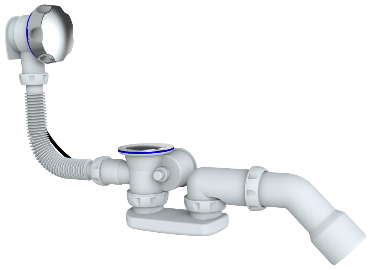 Сифон для ванны UNICORN S101