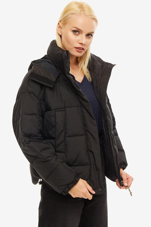 Куртка женская Lee черная