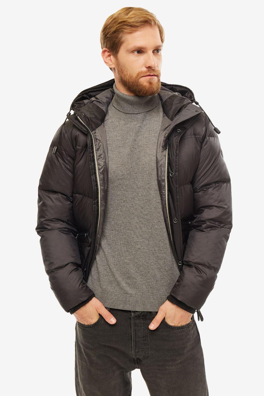 Зимняя куртка мужская Marc O'Polo 080170324/989 черная M