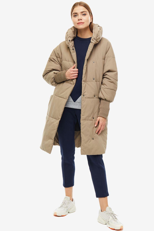 Куртка женская Novaya бежевая