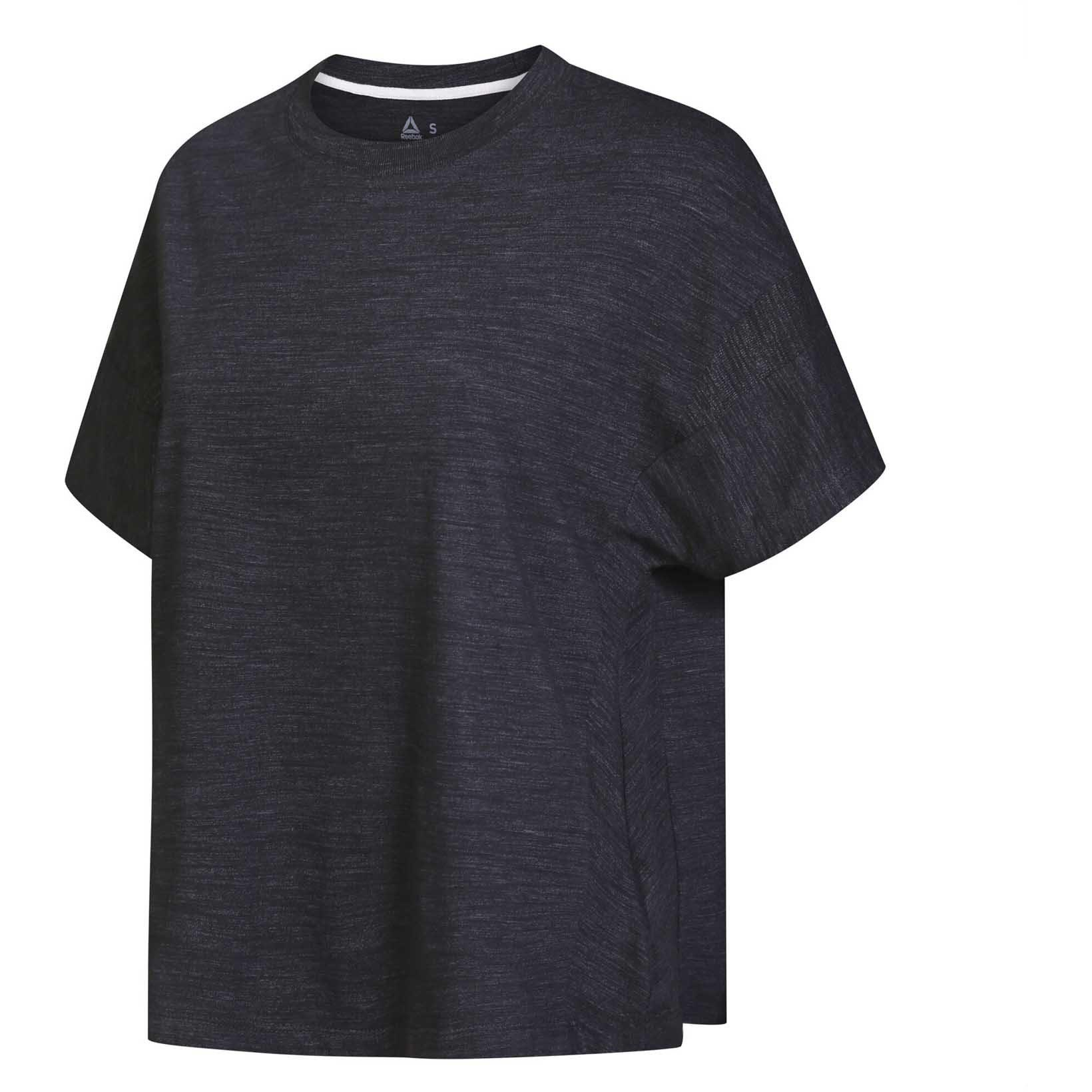 Женская футболка Reebok Essentials Marble Detail Tr SS DU4923 фото