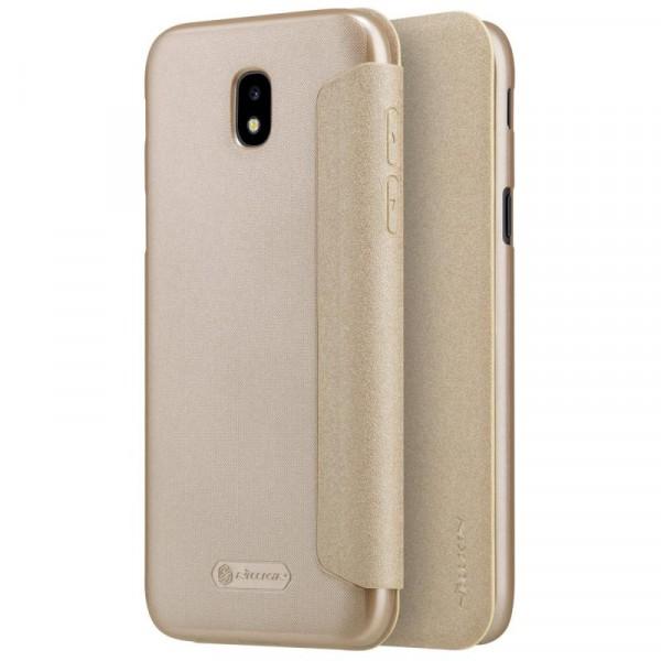 Чехол Nillkin Sparkle Series для Samsung J530 Galaxy J5 (2017) Gold