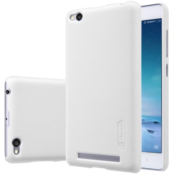 Чехол Nillkin Matte для Xiaomi Redmi 3 White  - купить со скидкой