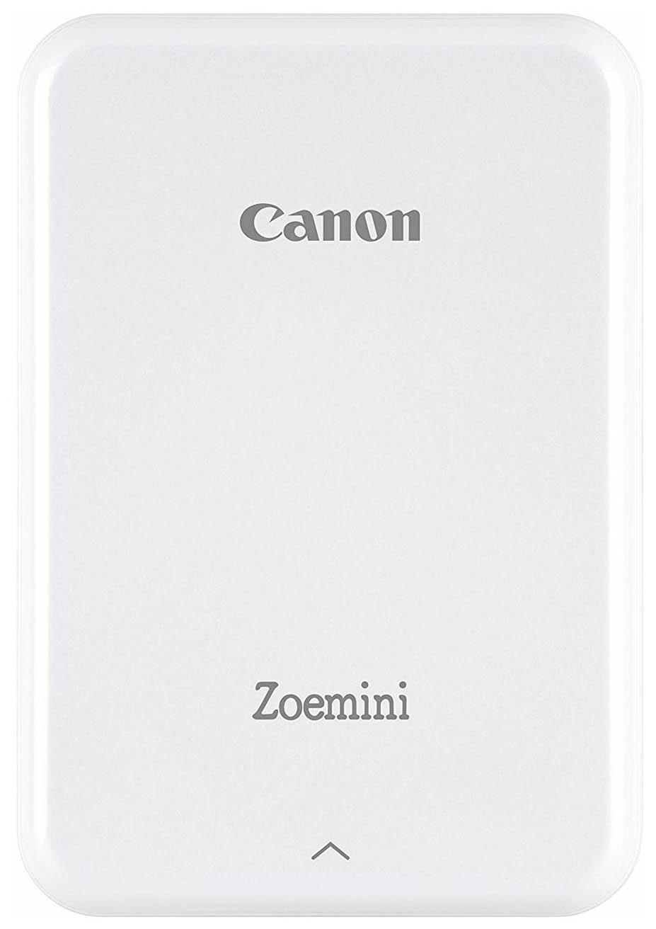 Компактный фотопринтер Canon Zoemini (PV 123 WHS)