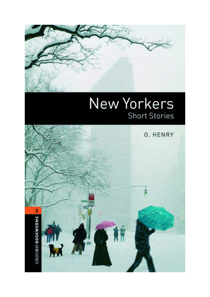 Level 2. New Yorkers - Short Stories with MP3 download